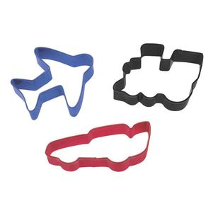 Wilton Transportation Cookie Cutter Set