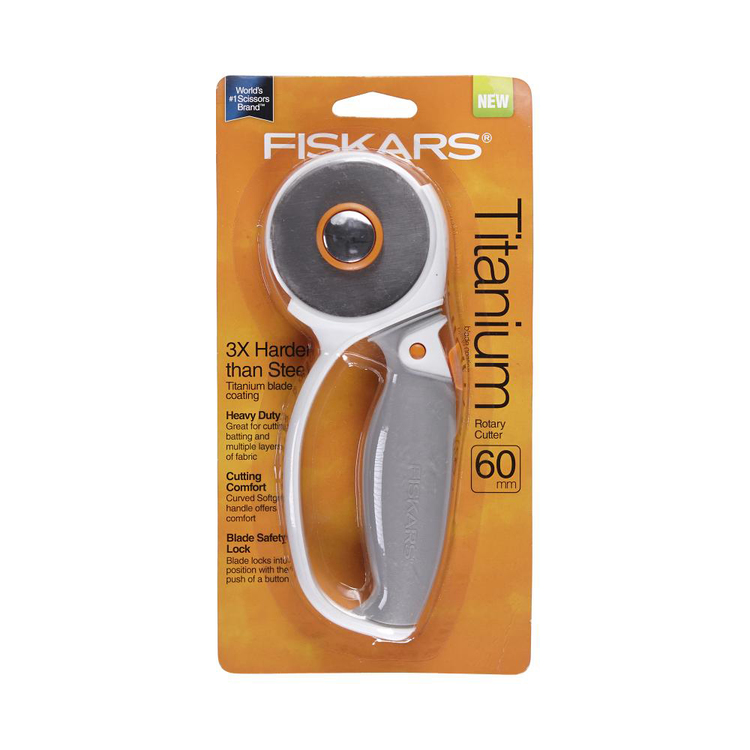 Fiskars Titanium Rotary Cutter