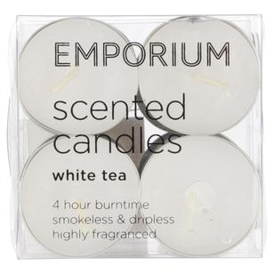 Emporium Scented Tealight Candles 12 Pack