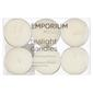 Emporium Tealight Candles 6 Pack
