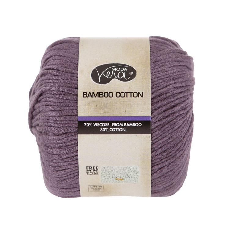 Moda Vera Bamboo Cotton Yarn 50 g