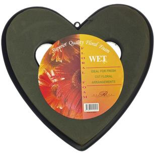 Reliance Floral Foam Open Heart
