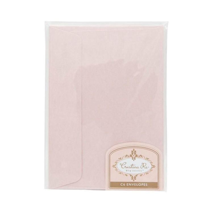 Cristina Re C6 Envelopes 10 Pack