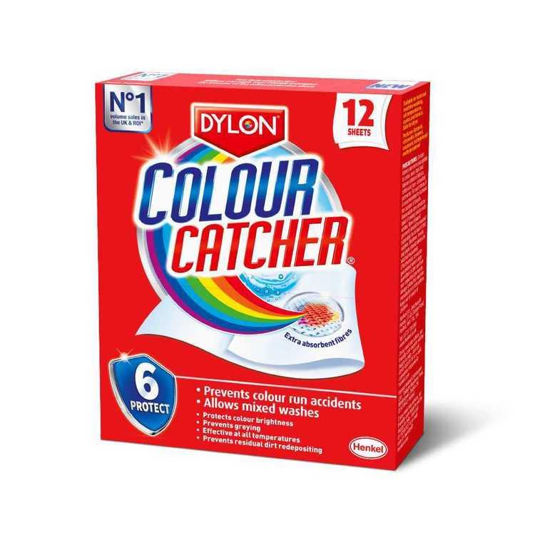 Dylon Colour Catcher 12 Pack