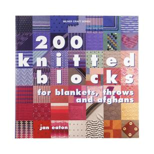 Sally Milner Publishing 200 Knitted Blocks