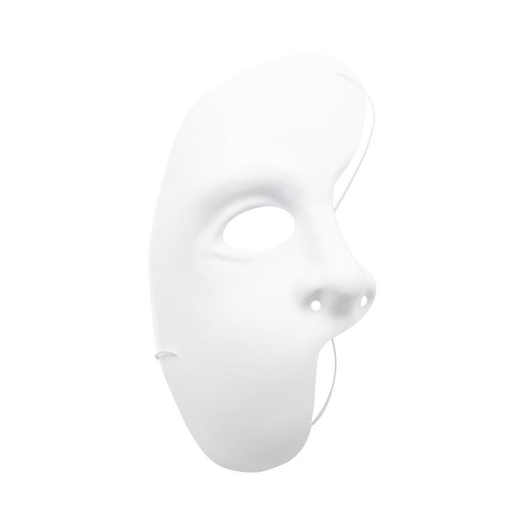 Shamrock Craft Phantom Face Mask White