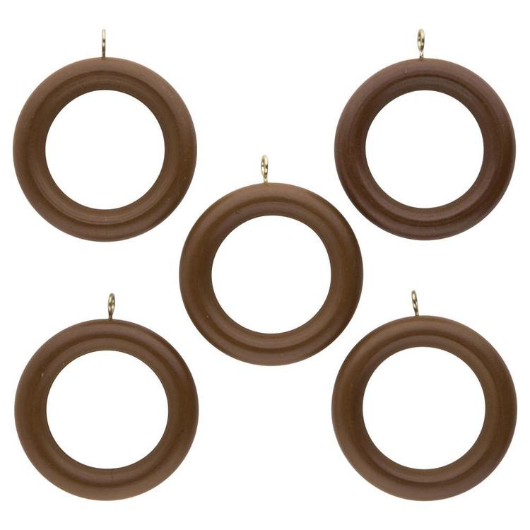 Windowshade Wood Rings