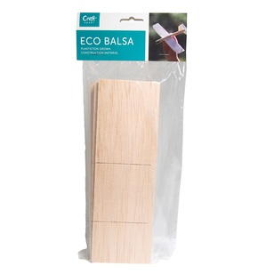 Eco Balsa Basics Pack