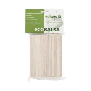 Eco Balsa Basics 120 Sticks Pack