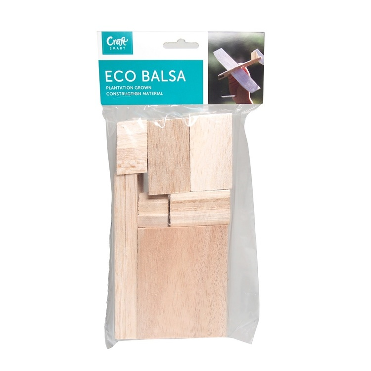 Eco Balsa Assorted Basics Pack