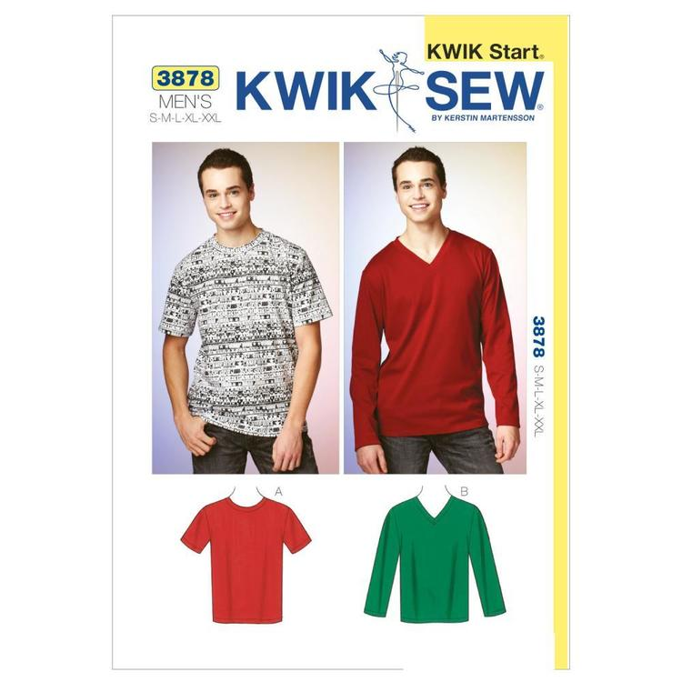 Kwik Sew Pattern K3878 Shirts