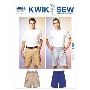 Kwik Sew Pattern K3884 Shorts