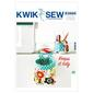 Kwik Sew K3886 Pouch With Pincushion & Cup Organizer  One Size