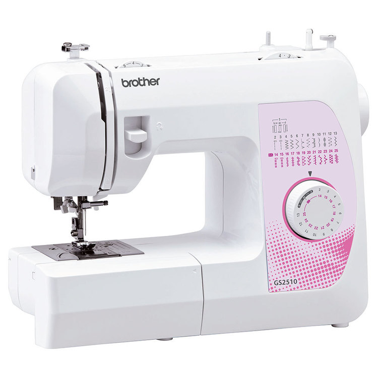 Brother GS2510 Sewing Machine White