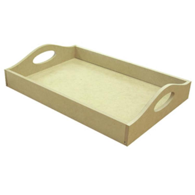 Kaisercraft Medium Tray Natural