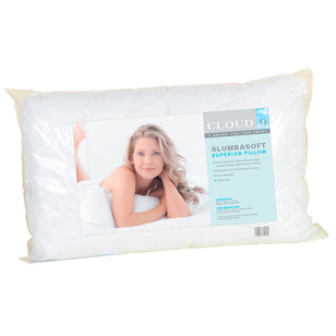 Cloud 9 Slumbasoft Pillow