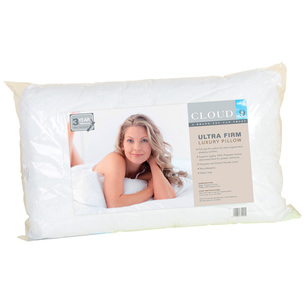 Cloud 9 Ultra Firm Pillow