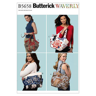 Butterick B5658 Totes