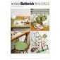 Butterick B5660 Apron, Hot Pads, Pot Holders, Place Mat, Napkin & Seat Cushion  All Sizes