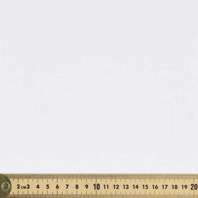 Batiste Plain 112 cm Voile Fabric