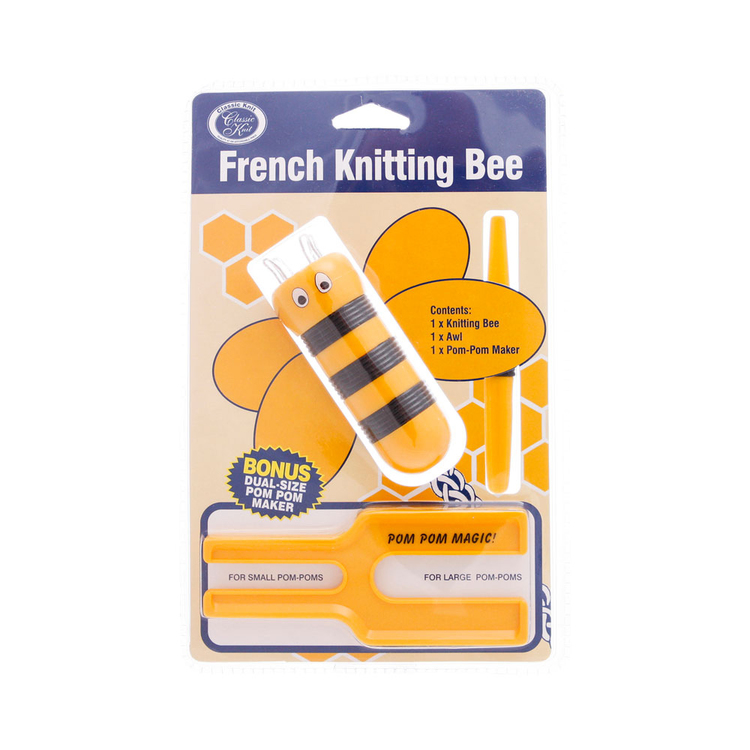 Classic Knit French Knitting Bee