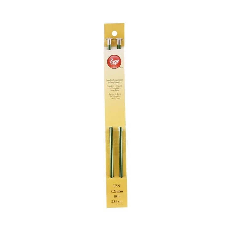 Boye Aluminium Knitting Needles