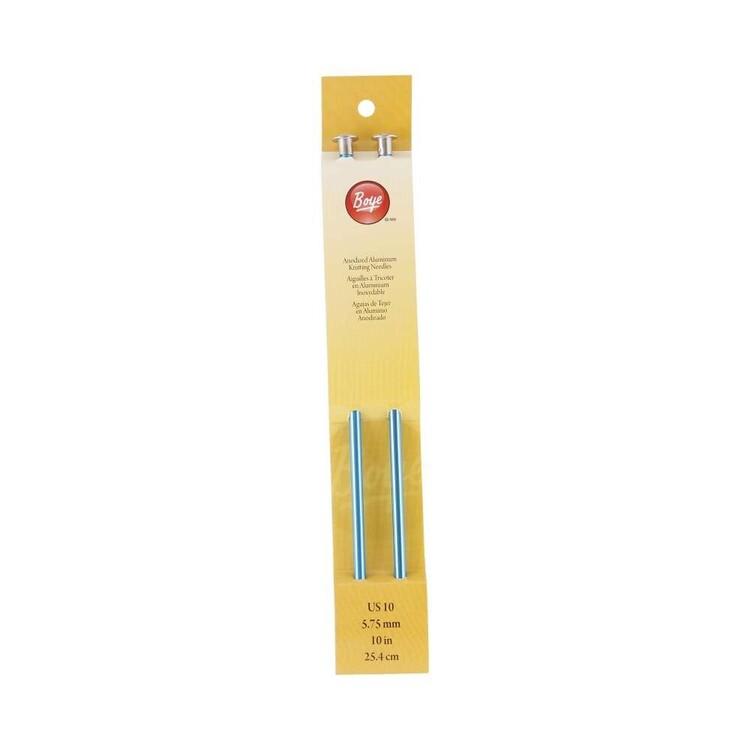 Boye Aluminium Knitting 4.5 mm Needles