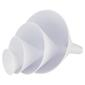 D.Line Funnels 4 Set White