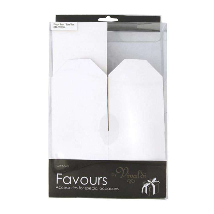 Favours Favour Boxes White