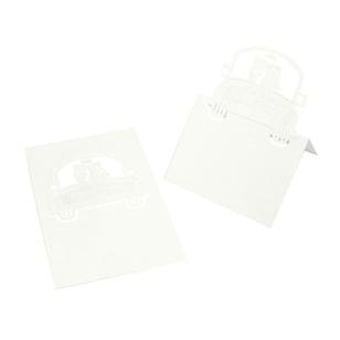 Favours Car Place Cards 6 Pack