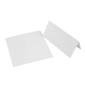 Favours Place Cards 50 Pack White