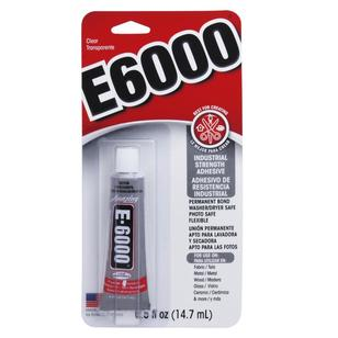 E-6000 Craft Glue