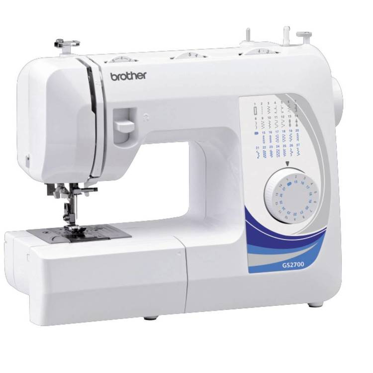 Brother GS2700 Sewing Machine White