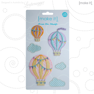 Make It Large Balloons Jumbo Motif