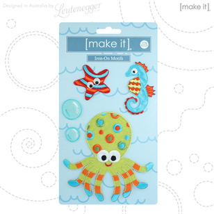 Make It Large Sea Animals Jumbo Motif