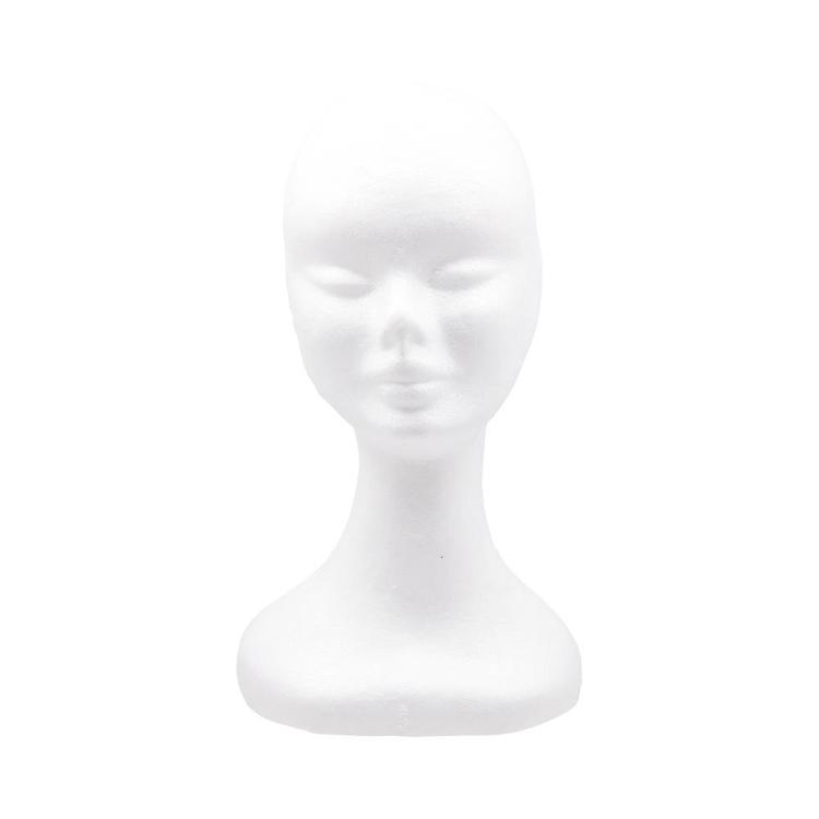 Shamrock Craft Deco Foam Lady Head