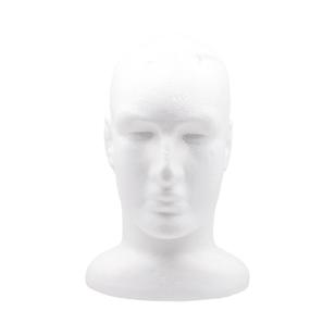 Shamrock Craft Deco Foam Man Head