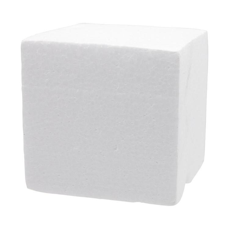 Shamrock Craft Deco Foam Cube