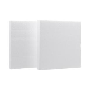 Shamrock Craft Deco Foam Square 2 Pieces