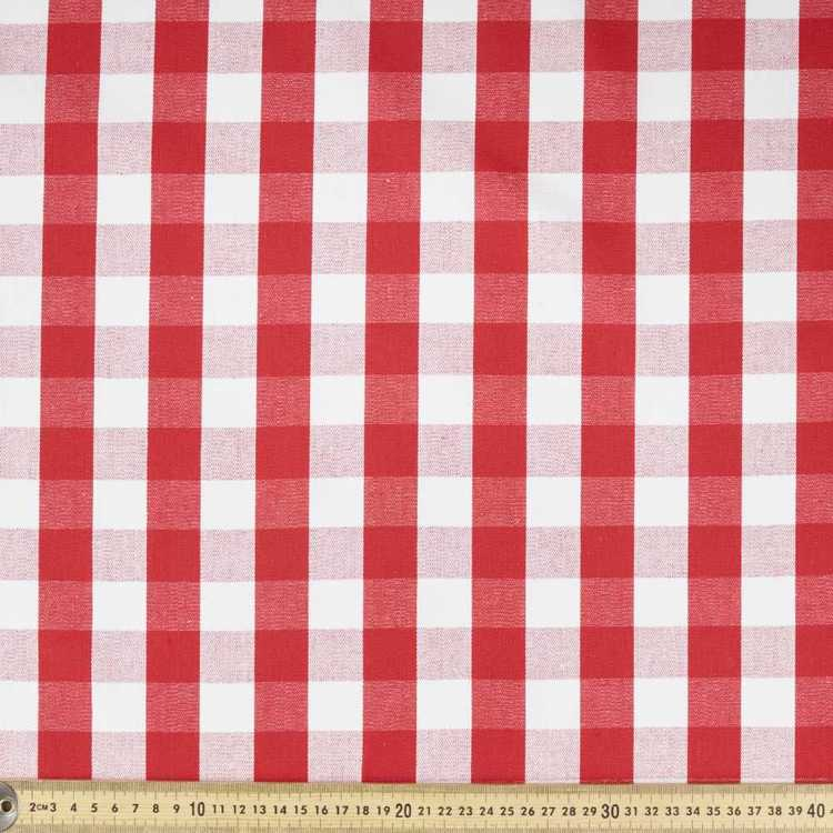 Yarn Dyed 145 cm Picnic Gingham Fabric