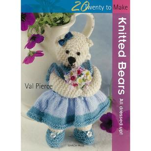 Search Press Twenty To Make: Knitted Bears