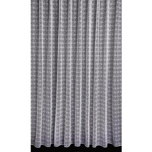 Caprice Jardine Pencil Lace Curtain