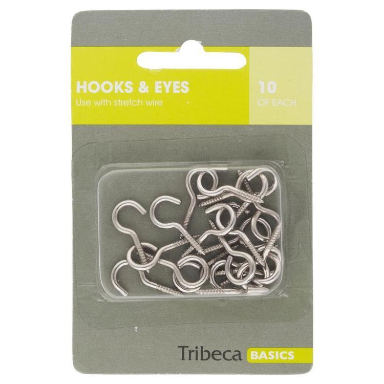 Tribeca Hooks & Eyes