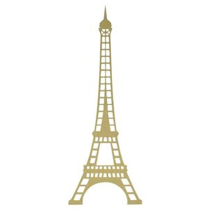 Kaisercraft KAISERdecor Small Eiffel Tower