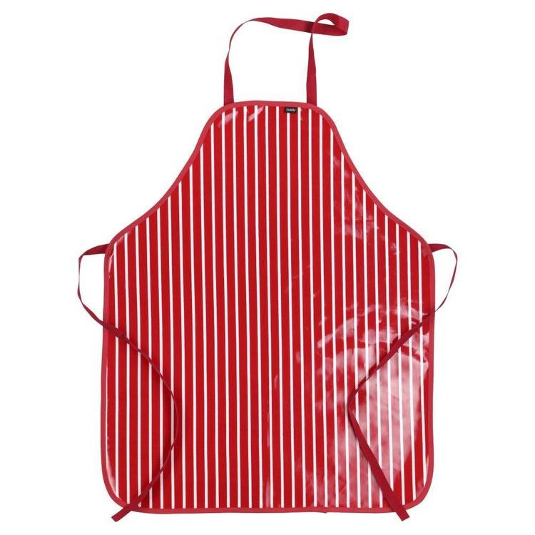 Ladelle Striped Large PVC Apron