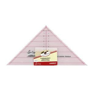 Sew Easy 90 Degrees Imperial Triangle Ruler