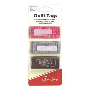 Sew Easy Simple Quilt Labels