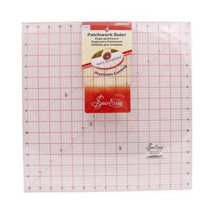 Sew Easy Square Ruler Imperial
