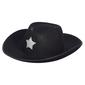 Party Creator Adult Cowboy Hat Black