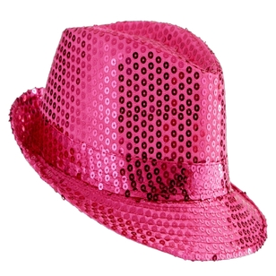 Party Creator Trilby Sequin Hat